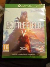 Battlefield V (5) (Microsoft Xbox One 2018) - UK Version Brand New and Sealed