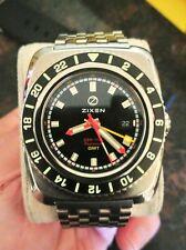 Zixen DSR-1000 GMT Automatic Diver