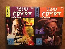 Tales From The Crypt - Geschichten aus der Gruft Vol.1+2 [8 DVD] 32 Episoden