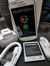 SAMSUNG GALAXY S3 MINI 3G SIM FREE MOBILE PHONE WHITE