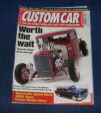 CUSTOM CAR MAGAZINE FEBRUARY 2007 - WORTH THE WAIT