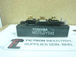NEW 1PCS MG75J2YS45 TOSHIBA IGBT MODULE