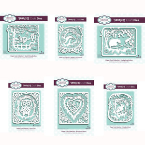 Creative Expressions * PAPER CUTS * ANIMAL COLLECTION * FEB 2020