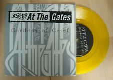 "AT THE GATES Garden of Grief  7"" Vinyl Souls of the Evil Departed Peaceville"