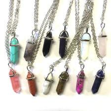 Collares y colgantes de bisutería de aleación cristal color principal multicolor
