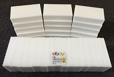 "30 PACK Magic Sponge Eraser Heavy Duty Extra Durable Power Pro Foam 3/4"" Thick"