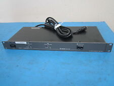 Sony SRP-D2000, AC Power Distribution, Rack Mountable