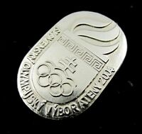 Athens 2004 Summer Olympic Games Slovakia Team NOC Pin Badge