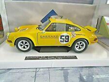 PORSCHE 911 Carrera RSR 2.8 12h Sebring #59 Winner Haywood Gregg UMBAU 1:18