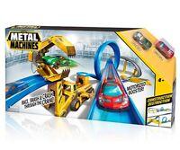 Zuru Metal Machines Construction Destruction Track Set