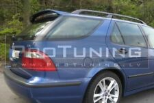 REAR ROOF Door SPOILER Universal Variant Estate TAILGATE Cover WING trim trunk