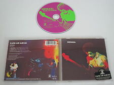 HENDRIX/BAND OF GYPSYS(MCA MCD 11607) CD ALBUM