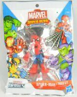 "Marvel Super Hero Adventures Spider Man Playskool Heroes Hasbro 2.5"" figure"