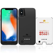 Zerolemon iPhone X-8000mAh Juicer Rechargeable Battery Case Cell Accessory