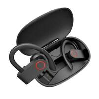 Wasserdicht Bluetooth 5,0 Earbuds Stereo Sport Drahtlose Kopfhörer Headset L2M9