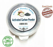 Coconut Shell Activated Charcoal Carbon Powder Whitening Teeth Detox Gas 2017