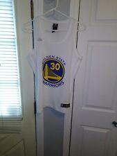 Golden State Warriors Adidias  #30 Curry jersey women sizes