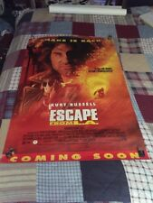 Escape From L A Movie Poster