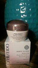 Shiseido  White Lucent Protective Cream Broad Spectrum SPF18 / 1.8 oz New in Box