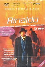 George Frideric Handel Rinaldo DVD NEW Deborah York David Daniels