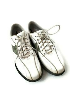 Callaway Womens Golf Shoes Size 7.5 W414-32 White and Grey -11N
