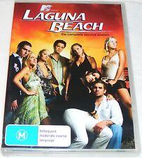 LAGUNA BEACH-- Second Season  ( Dvd 3 Disc Set)