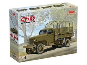 ICM 35593 WWII Army Truck G7107 1/35