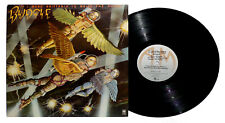 BUDGIE - If I Were Brittania I'd Waive the Rules LP Original A&M Records EX !