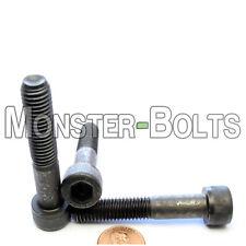 10mm x 1.50 x 55mm - Qty 5 - SOCKET HEAD Cap Screws Black Oxide Class 12.9 M10