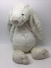 "Jellycat Cream Plush Bashful Bunny Rabbit 15"""
