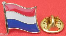 Netherlands Dutch Country Flag Lapel Pin Badge Brooch Holland Nederland
