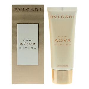 Bulgari BVLGARI Aqva Divina 100ml Bath & Shower Gel for Women