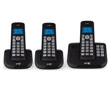 BT 3560 TRIO DIGITAL CORDLESS PHONE & ANSWER PHONE & SPEAKER PHONE CALL BLOCKER