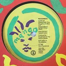 "ROUGHNECK Guns Of Navarone Mango UK 1989 Ex+ Reggae 7"""