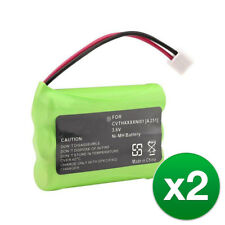 Replacement Battery For Vtech Ds4121-4 Cordless Phones - 27910 600mAh - 2pk