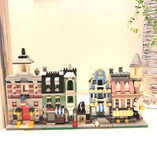 LEGO 10230 Cafe Corner Green Grocer Fire Brigade VIP Exclusive- Read Description
