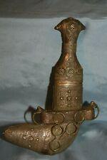 couteau dague Jambiya antique islamic dagger oriental