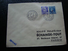 FRANCE - enveloppe 3/5/1952 (cy53) french