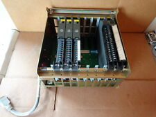 Allen Bradley 1771-A2B Chassis + Analog, Input, Output Modules 1771-OFE1