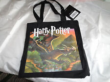 NEW HARRY POTTER TOTE BAG BARNES AND NOBLE PLATFORM AND DRAGONS