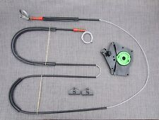 WINDOW LIFTER REPAIR KIT CABLE&CLIPS RIGHT OSF DRIVER SIDE IBIZA 3 2/3 Estate