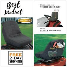 Seat Cover For Lawn Tractor Accessories Mower John Deere Mtd Cub Cadet Husqvarna