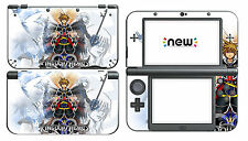 Kingdom Hearts 311 Vinyl Decal Skin Sticker Game for Nintendo New 3DS XL 2015