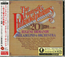 EUGENE ORMANDY-THE FANTASTIC PHILADELPHIANS-JAPAN 2 CD D73