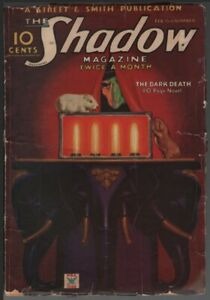 Shadow, 1935 February 15.    Pulp