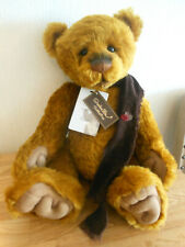 Charlie Bears - Isabelle Collection Limited Edition - Jonah - SJ5112 No. 226/350