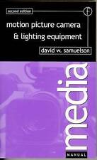 Motion Picture Camera and Lighting Equipment (Media Manuals), Good Condition Boo