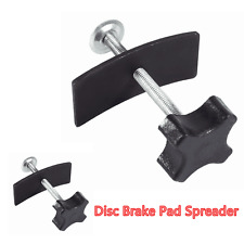Disc Brake Pad Installation Caliper Piston Compressor Press Steel Spreader Tool