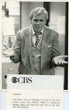 ALEX ROCCO PORTRAIT THE FAMOUS TEDDY Z ORIGINAL 1989 CBS TV PHOTO