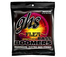 GHS Flea Bass Boomers M3045F Medium Electric Bass Strings 45-105